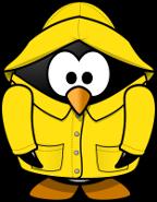 pengu-regenmantel